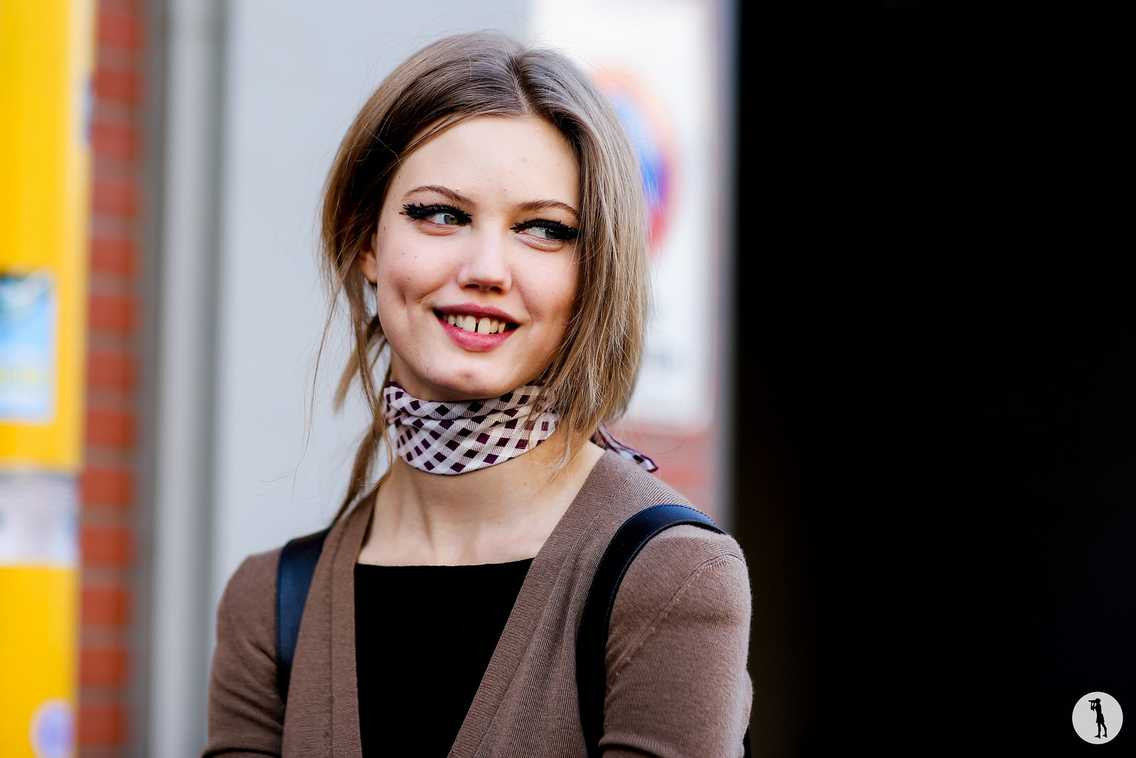 Model Lindsey Winxson - Milan Fashion Week RDT FW15-16 (3)