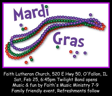Faith Lutheran 2-25-17