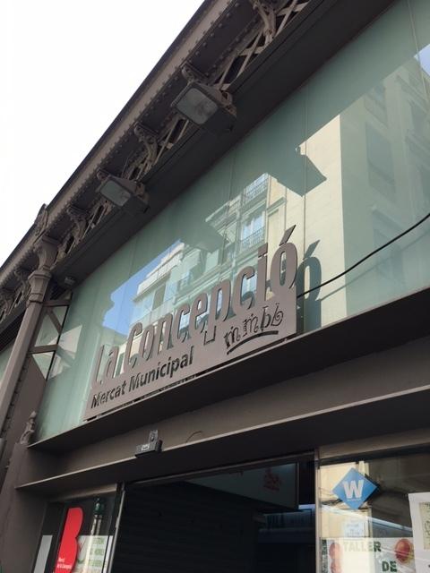 Mercat de La Concepció. An Unusual Way to Explore Barcelona