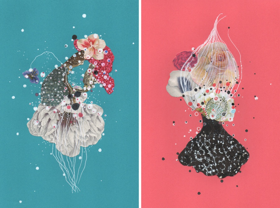 Artworks by Jenny Brown