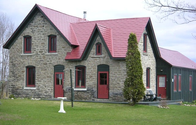 Shingle Roof By Interlock Roofing   Tile Red | Ontario Instau2026 | Flickr