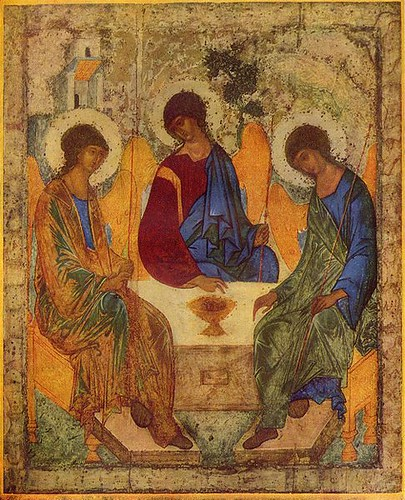 Image result for rublev angels