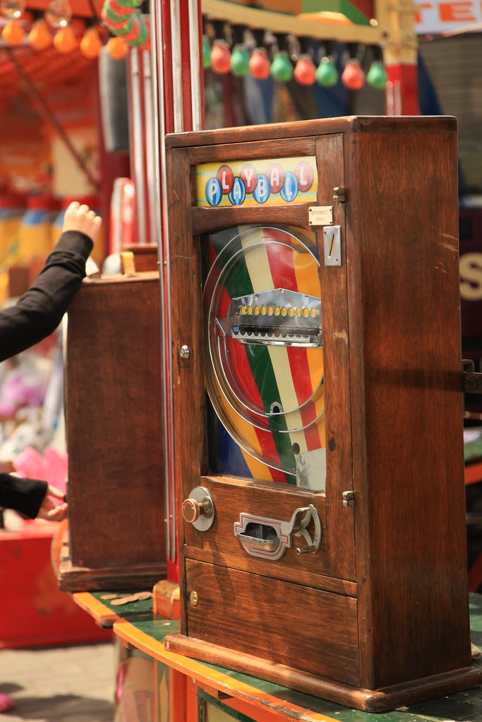 Old Time Slot Machines
