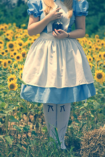 Alice in Wonderland - If I had a World of my own... | by Brandon Christopher Warren