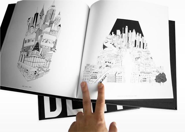 new portfolio book designed by max parsons chris dent flickr