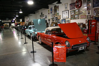 Floyd Garret Muscle Car Museum Corvette | by legendarycollectorcars
