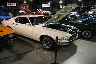 Floyd Garret Muscle Car Museum Boss 429 | by legendarycollectorcars