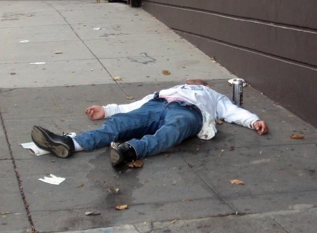Drunken Hobo | Jason Jacobi | Flickr Jay Z