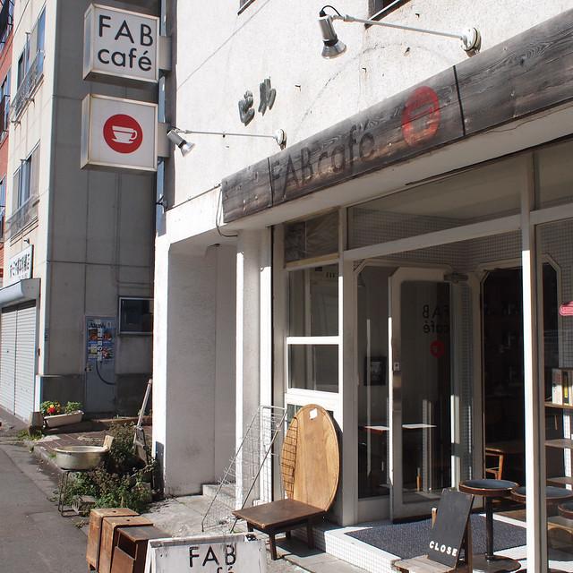 Fab  Cafe Menu