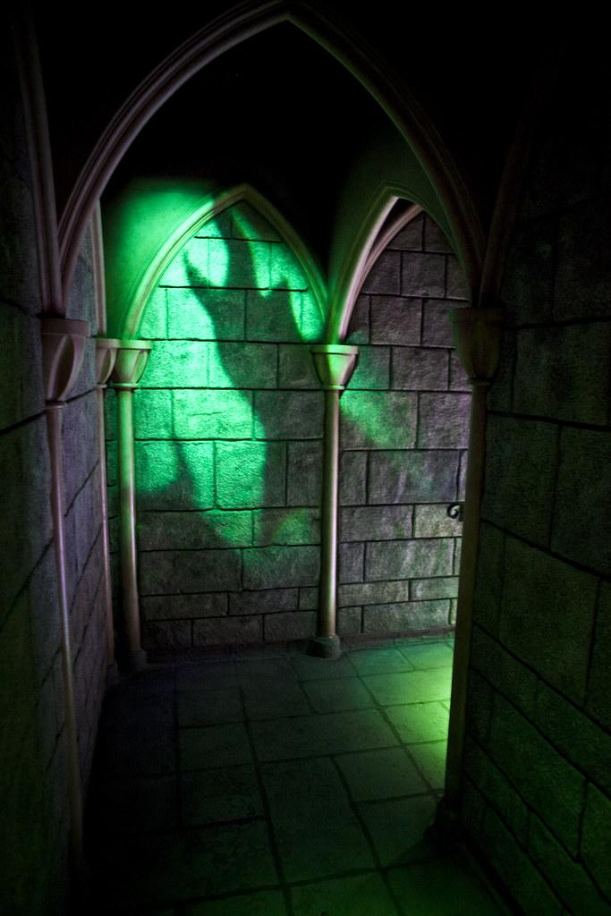 Inside Sleeping Beauty S Castle Don T Miss The Shadow Of