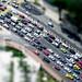 Tilt shift effect - traffic
