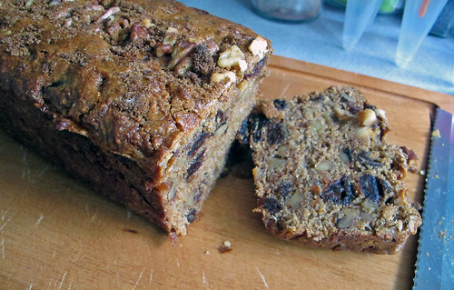 Best Ever Walnut Cake