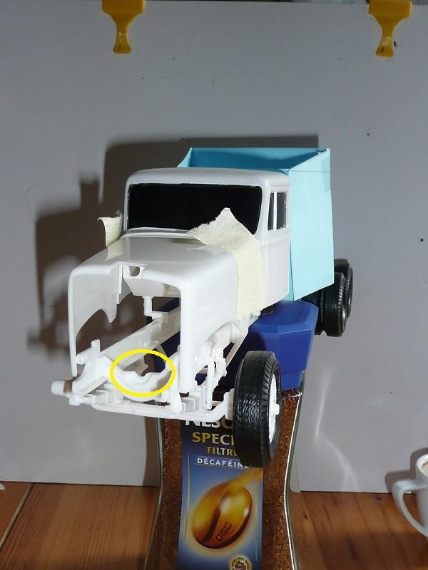 [Déterrage] Wolf Truck sur base de Diamond Reo AMT au 1/24 33132011115_cc7e0662c2_b