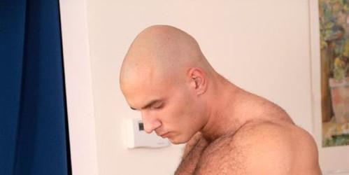 Yahoo photo shaved