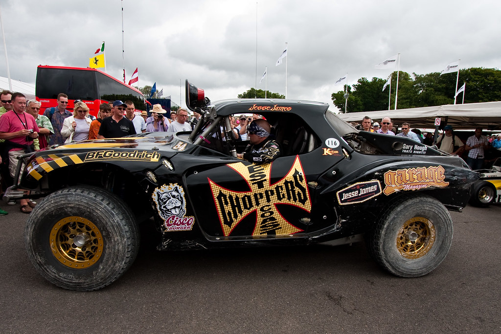 "2009 West Coast Choppers ""Trophy Truck"" 