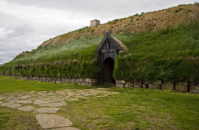 Viking House Near Stong Thodveldisbaerinn Is A