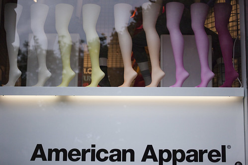American Apparel | by infomatique