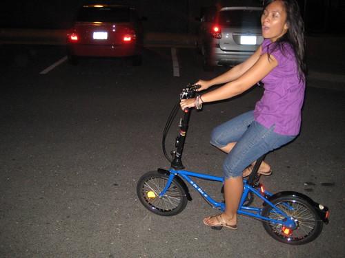 1982 Dahon Da Bike