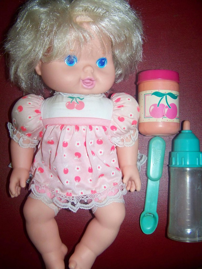1992 Baby All Gone By Kenner Rieckie Muchow Flickr