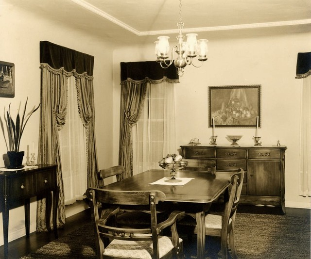Dining Room 1940 S Flickr Photo Sharing