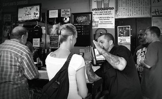 12th Annual Dauphin St. Beer Fest - Conversation in Hayleys | by avhell