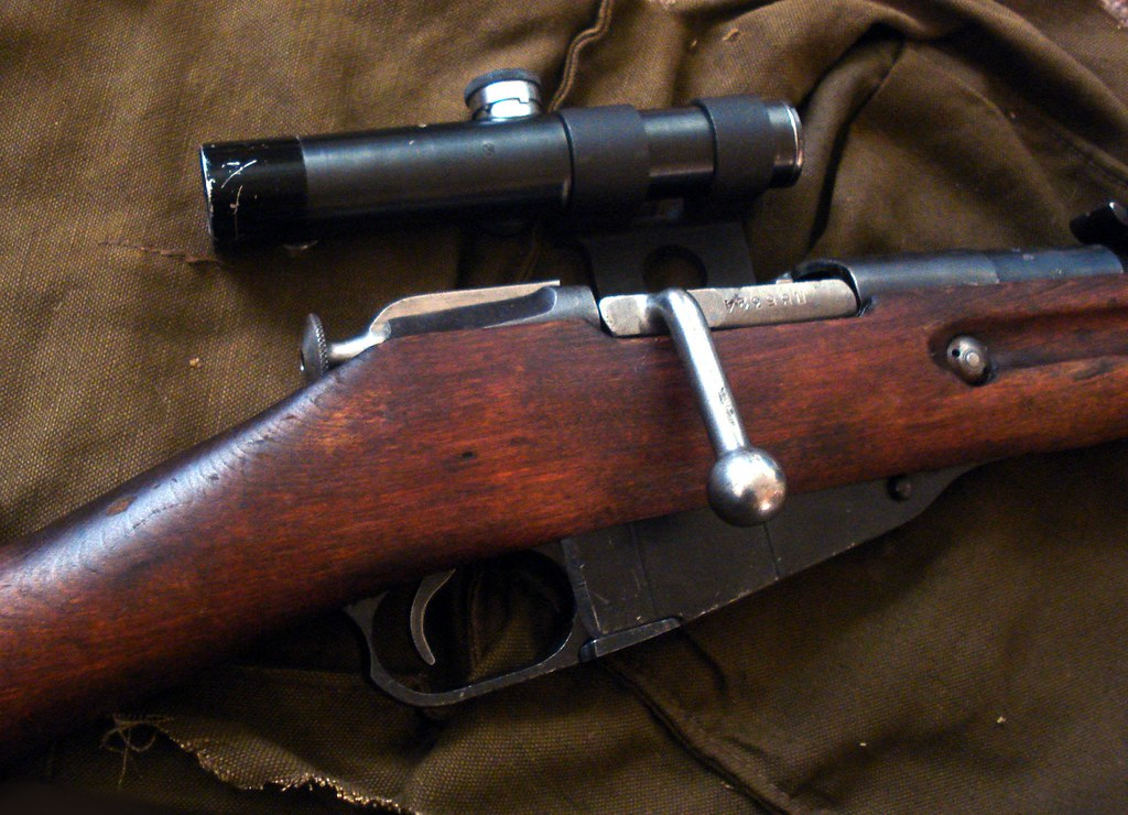 mosin nagant 9130 pu sniper rifle oiginal unrefurbished