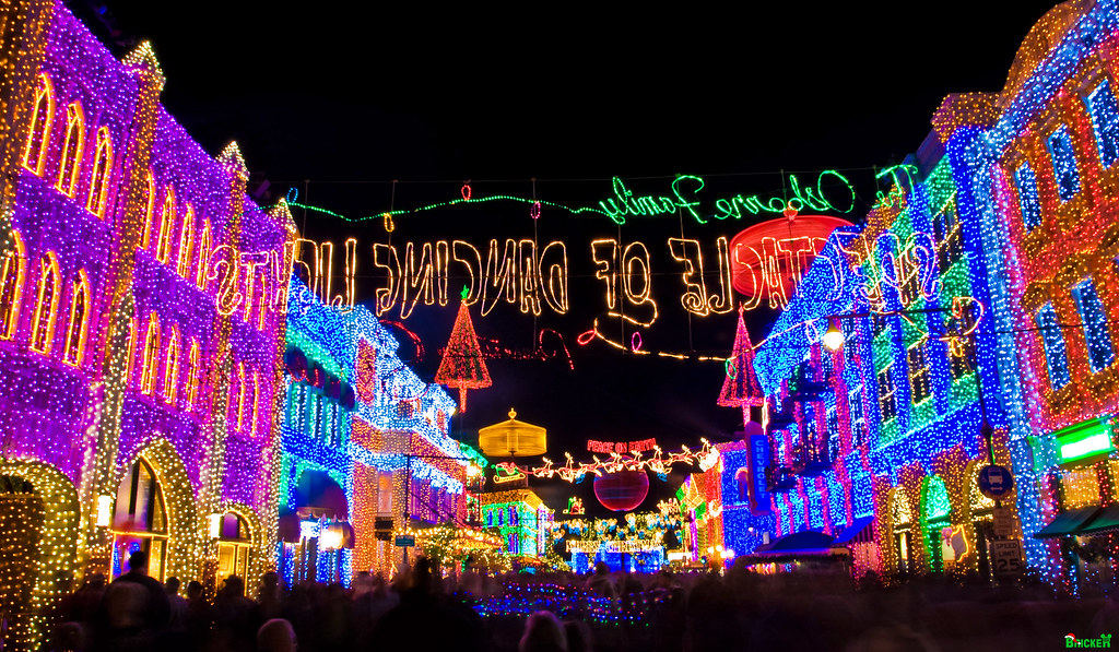 Osborne Family Christmas Lights