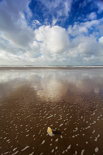 Newgale beach | by milouvision