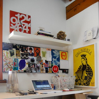 workspace | by beatrizmacias