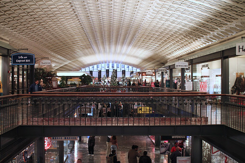 Union Station Retail Concourse | by Mr.TinDC