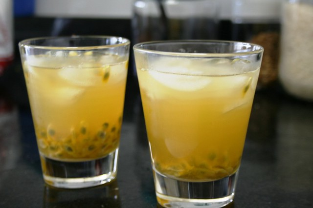 Passion Fruit Caipirinha | Flickr - Photo Sharing!