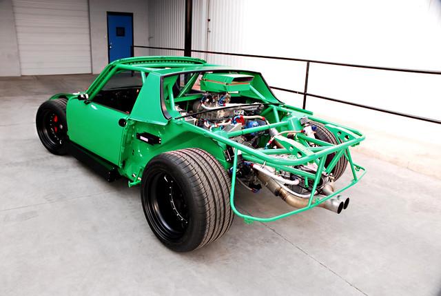 Frp Car Parts
