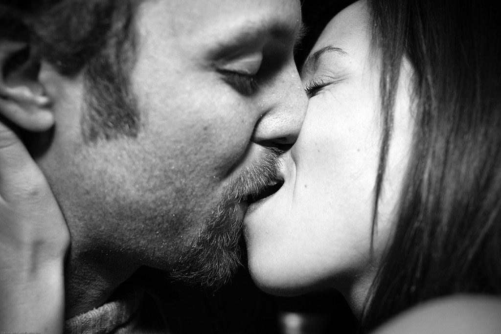 Image result for kissing flickr