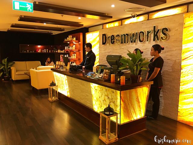 Gloria Hotel: Dreamworks Spa