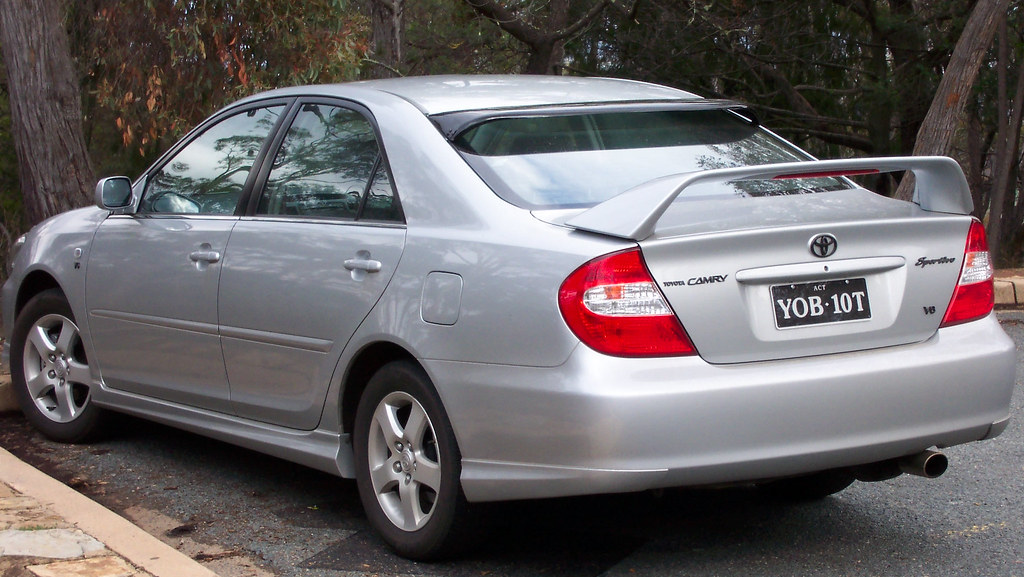 2003 Toyota Camry Sportivo V6 This Was My First Brand