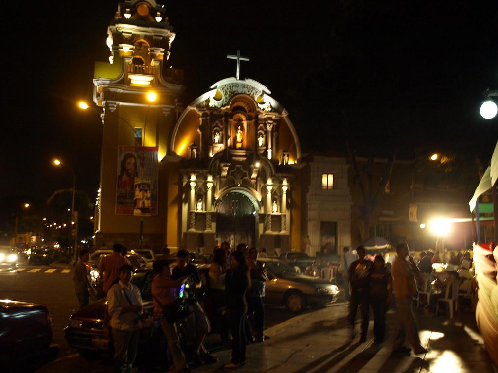 Peru Travel: Night market in Barranco, Lima | Every one of ...
