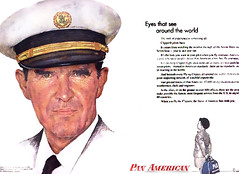 Pan American- eyes that see -Norman-Rockwell