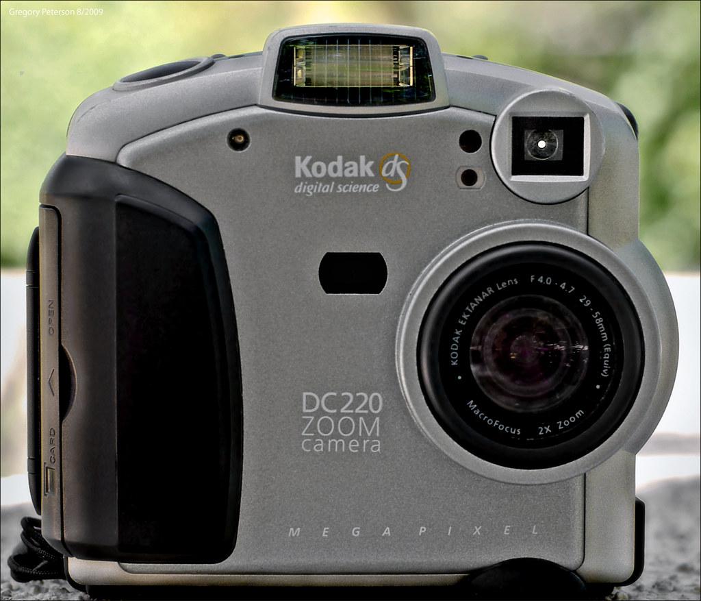 Kodak Digital Camera DC220 Driver FREE