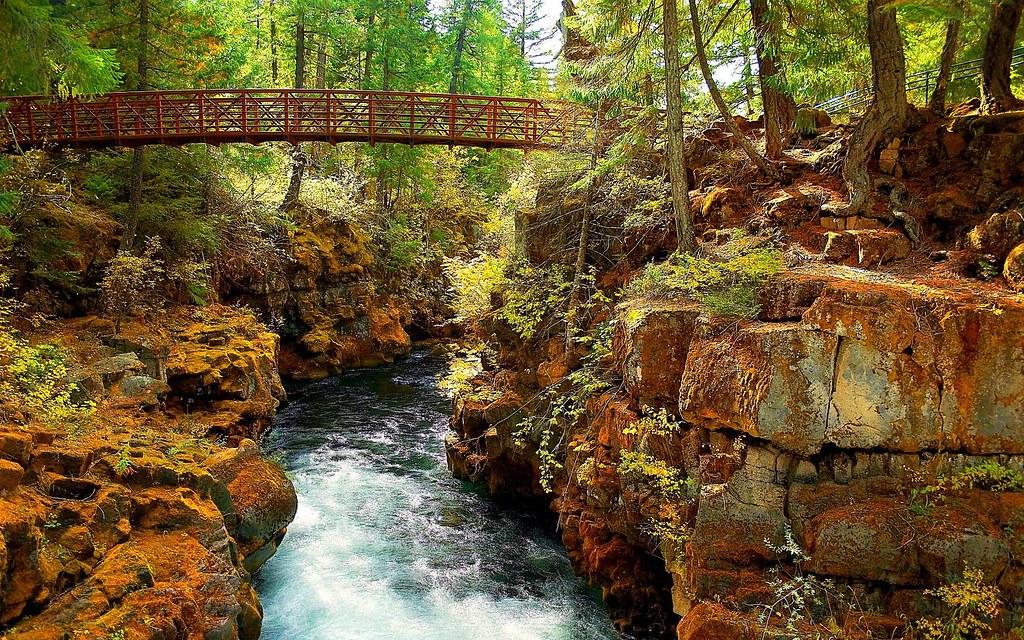 Nature rogue river klamath mountains oregon rogue for Trodel mobel