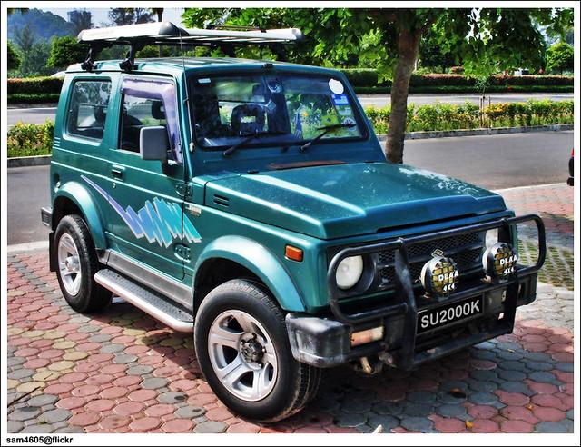 Suzuki Samurai For Sale In Bc >> SU2000K.. Suzuki Jimny 1300 SJ413 4x4 | Suzoook jimny SJ413 … | Flickr