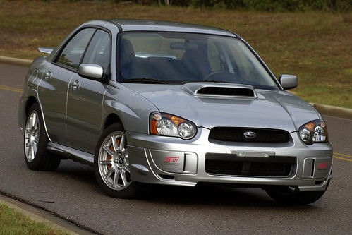 2005 Subaru Impreza WRX STi | by ashley.slaton
