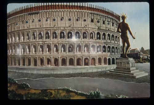 Rekonstrukce Kolosea