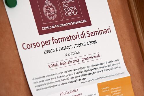 IV Corso per formatori di Seminari