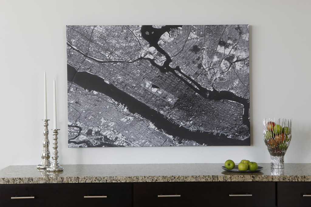 Ideas for Dining Room Art A satellite image of NYC has  : 3840015683f687861c29b from www.flickr.com size 1024 x 683 jpeg 290kB