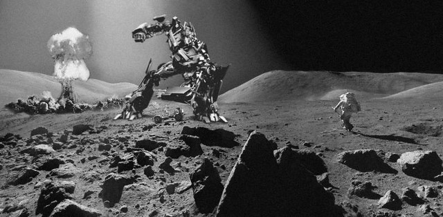 Michael Bay Cleans Up Moon Landing Footage for Anniversary ...