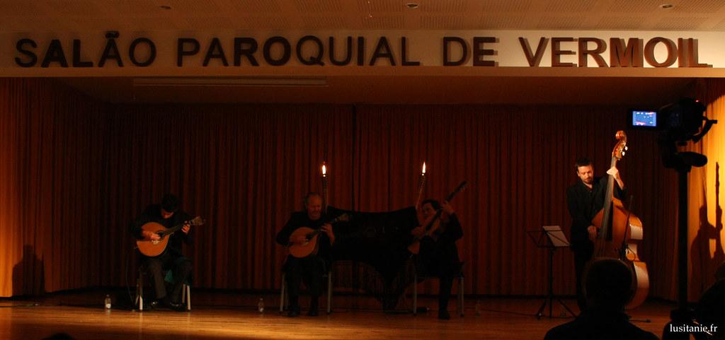 Les musiciens de Fado