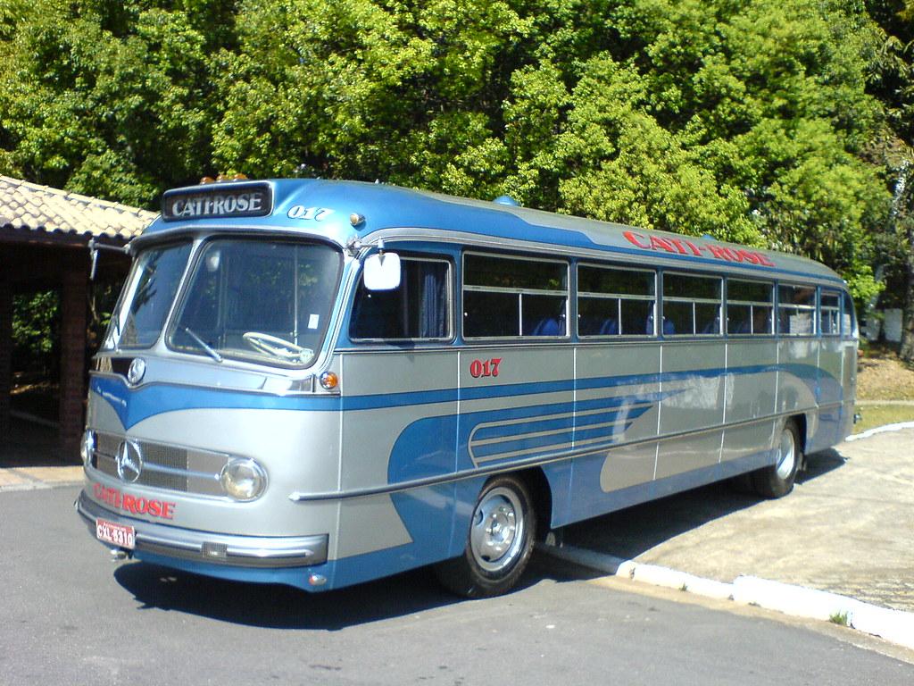 Mercedes benz monobloco o 321 hl 1968 mercedes benz for Mercedes benz busses