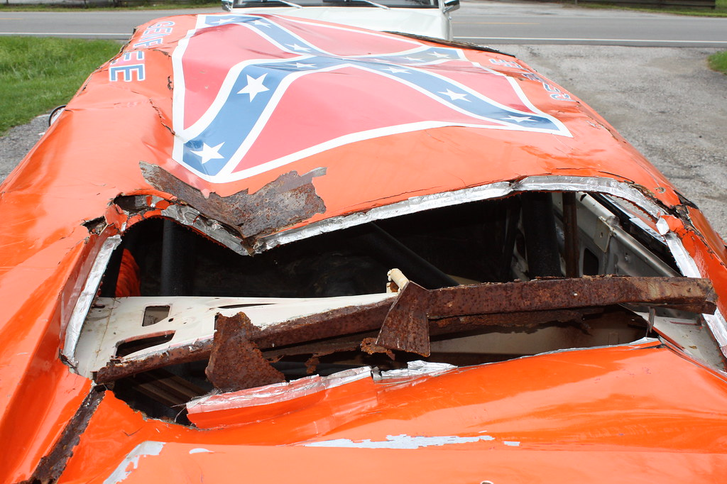 Dukes of Hazzard General Lee Roof The General Lee Roof