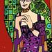 Week 36: Klimt: Wearing The Gown- Julia's Colors: 2009.11.09