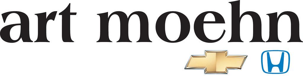 Art Moehn Chevrolet >> ArtMoehn_Logos_FourColor | Art Moehn Chevrolet Honda | Flickr